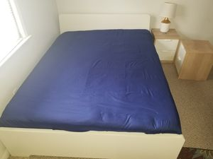 IKEA Queen Size Bed Frame for Sale in Carbondale, IL