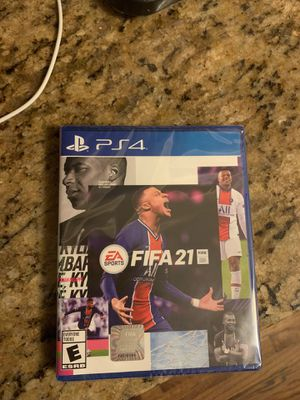 FIFA 21 ps5 and ps4 edition!!! for Sale in Springfield, VA
