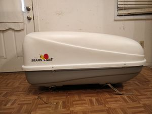 """Nice cargo roof storage in good condition. L52""""*W38""""*H20"""" for Sale in Annandale, VA"""
