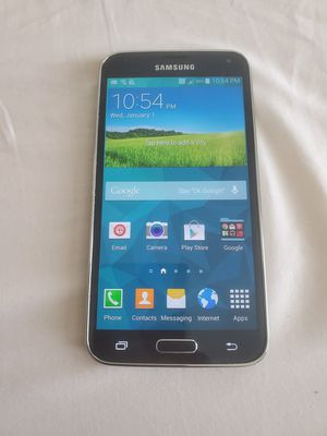 Samsung Galaxy S5 unlocked 16GB mint condition for Sale in Severn, MD