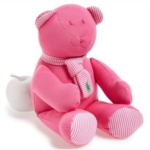 Ralph Lauren Pink Teddy Bear with Scarf Plush for Sale in Philadelphia, PA