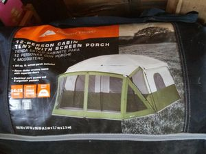 12 man tent for Sale in McMinnville, TN