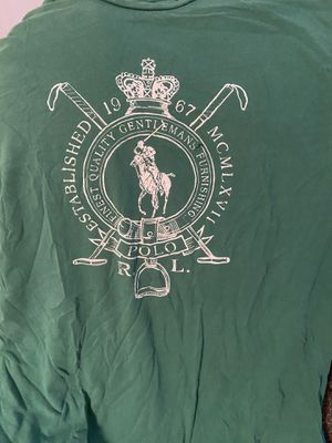 Authentic Polo T-shirts short sleeves, very good condition for Sale in Lithia Springs, GA