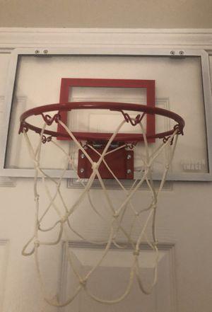 Basketball mini hoop for Sale in Marietta, GA