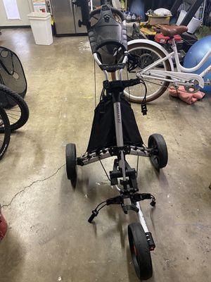 Caddytek🔥3-Wheel🔥Golf Push Cart for Sale in Rossmoor, CA
