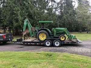 John Deere 5300 TLB for Sale in Everett, WA