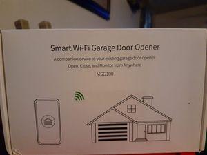 Smart wifi garage door opener for Sale in Las Vegas, NV