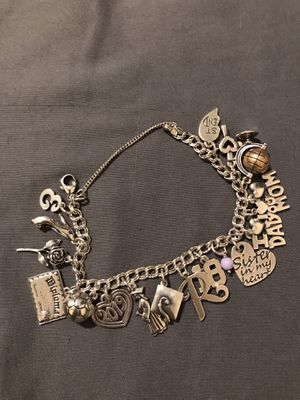 James Avery charms&and bracelet for Sale in Pasadena, TX