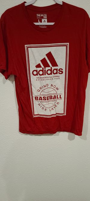 Adidas Baseball Tee for Sale in Los Angeles, CA