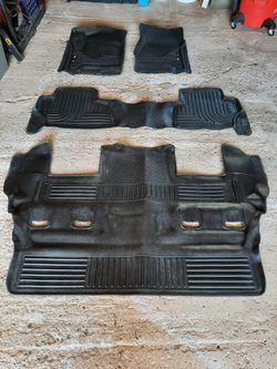 Husky X-Act Contour All Weather Floor Liners  for Sale in Williamsport, PA