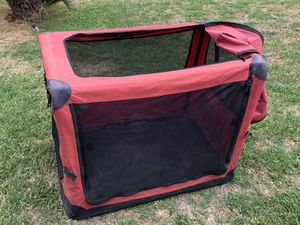 Fold up pet kennel for Sale in Montclair, CA