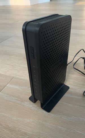 Netgear C3700 Modem/Wireless Router for Sale in Seaside Heights, NJ