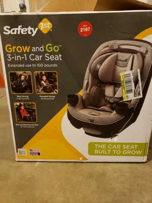 Safety 1st baby car seat brand new never used for Sale in San Jacinto, CA