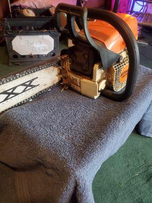 STIHL Chainsaw for Sale in Macon, GA