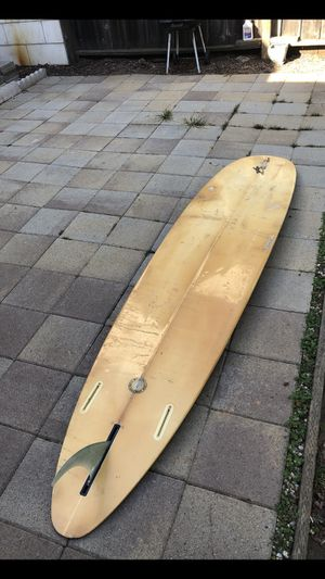 FREE : 9ft3in Becker SURFBOARD for Sale in San Francisco, CA