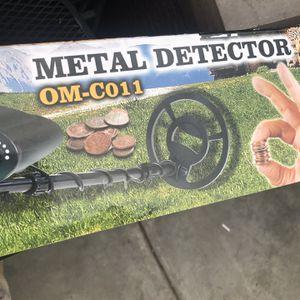 Metal Detector New for Sale in Montclair, CA
