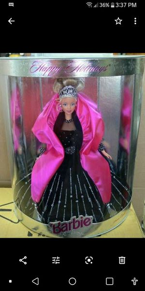 1998 holiday Barbie for Sale in Grove City, OH