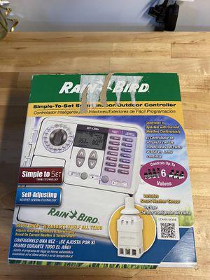 Rain Bird 6 Valve Sprinkler Timer Brand New for Sale in Lakewood, CA