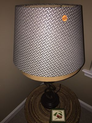 Two lamp shades for Sale in Kettering, MD
