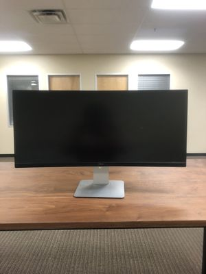 DELL CURVED LCD MONITOR $450 for Sale in Austin, TX