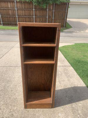 Small wood shelf for Sale in Allen, TX