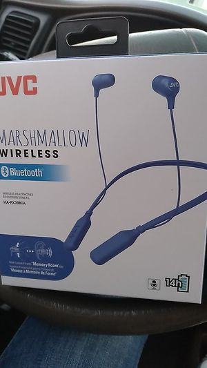 JVC Marshmallow wireless headphones for Sale in Chula Vista, CA