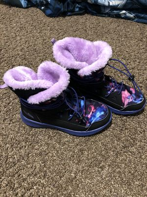 Girls snow boots 3 for Sale in San Diego, CA