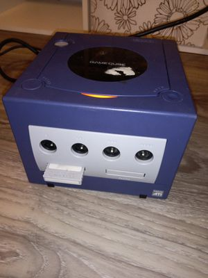 GameCube with Mario party for Sale in Austin, TX