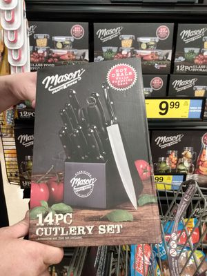 Mason 14 piece cutlery set for Sale in Mesa, AZ
