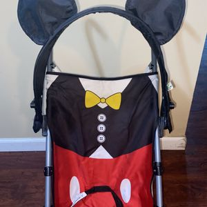 Mickey Mouse stroller for Sale in St. Louis, MO