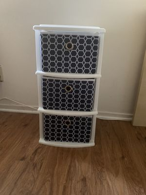3 DRAWER STORAGE for Sale in Glendale, CA