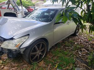 2008 infinity g35 parts or whole car for Sale in Miami, FL