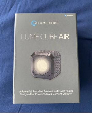 Lume Cube Air - Bluetooth LED Light for Sale in New York, NY