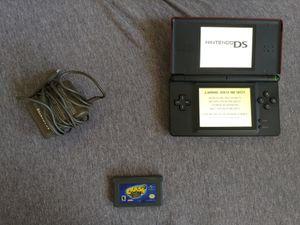 Nintendo DS Lite (Red) bundle for Sale in Anaheim, CA
