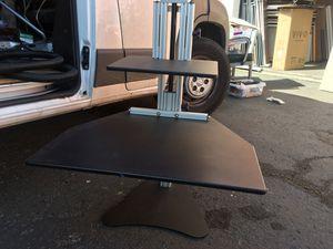 Monitor stand and keyboard riser for Sale in Santa Clara, CA