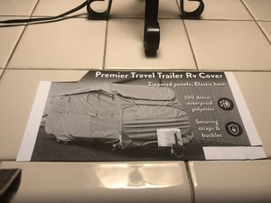 Travel Or Toy Hauler Trailer Cover for Sale in Grand Terrace, CA