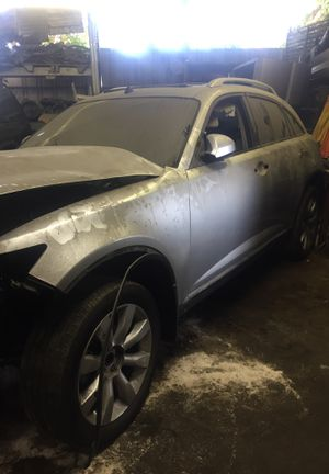2007 infinity fx35 car for parts. for Sale in Compton, CA