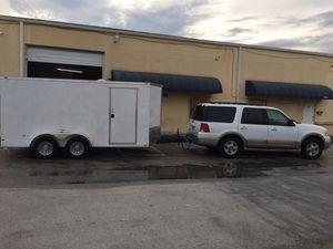 Enclosed trailer for Sale in Miami, FL