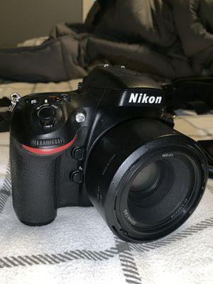 Nikon D800 Camera for Sale in Queen Creek, AZ