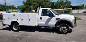 2009 Ford F450 Super Duty Utility $6500 OBO for Sale in Tampa, FL
