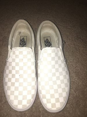 Slip on vans for Sale in Tampa, FL