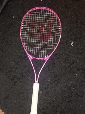 Tennis Racket for Sale in Farmersville, CA