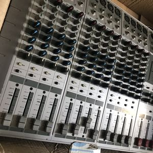 CRATE PRO AUDIO CSM12 Stereo Console Mixer for Sale in West Hollywood, CA