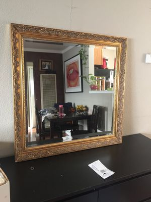 Antique mirror for Sale in Redwood City, CA