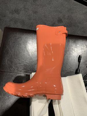 Hunter rain boots for Sale in Kenosha, WI