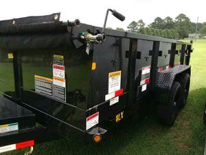 Big Tex 7x14lx dump trailer 2019 brand new for Sale in Virginia Beach, VA