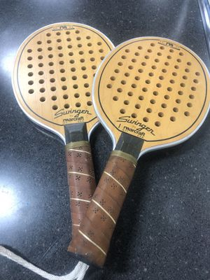 Vintage Marcraft Tennis Rackets for Sale in St. Louis, MO