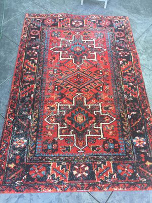 Oriental pattern rug 4x6 for Sale in Portland, OR