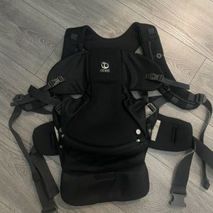 Stokke Mycarrier Baby Carrier Black for Sale in La Puente, CA