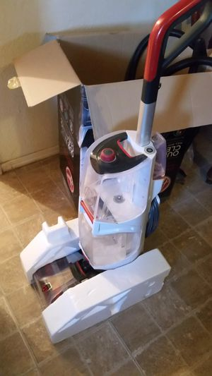 Hoover shampooer vacuum /dryer for Sale in Piedra, CA
